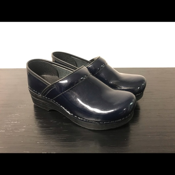 Dansko Shoes   Navy Blue S Size 37